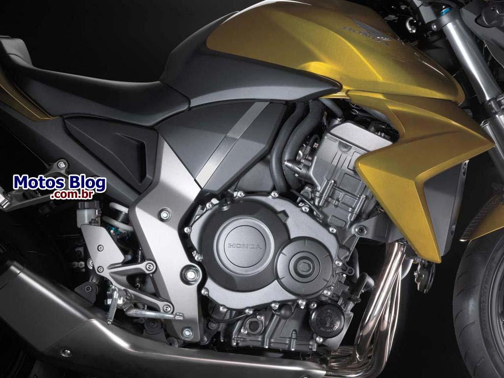 honda cb1000r engine BOMBA: Adeus Hornet – Honda CB 1000 R em 2011!