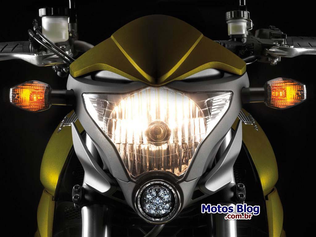 honda cb1000r headlights BOMBA: Adeus Hornet – Honda CB 1000 R em 2011!