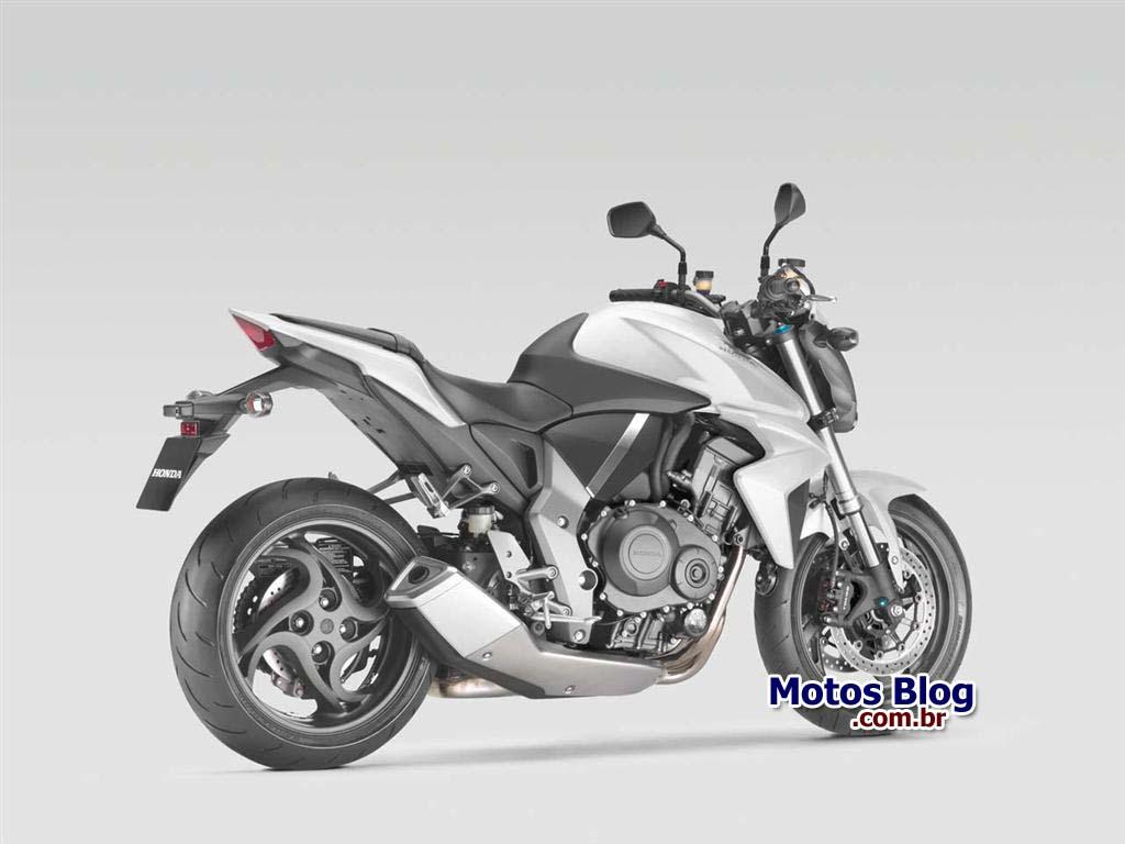 honda cb1000r rear BOMBA: Adeus Hornet – Honda CB 1000 R em 2011!