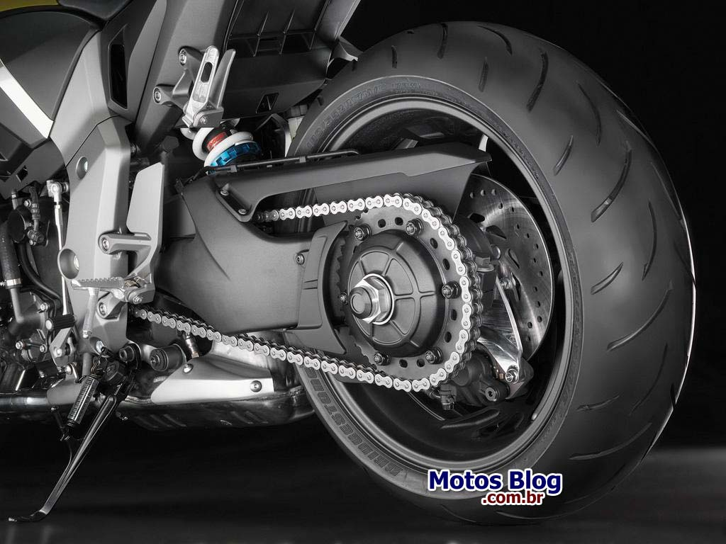 honda cb1000r rear tyre BOMBA: Adeus Hornet – Honda CB 1000 R em 2011!