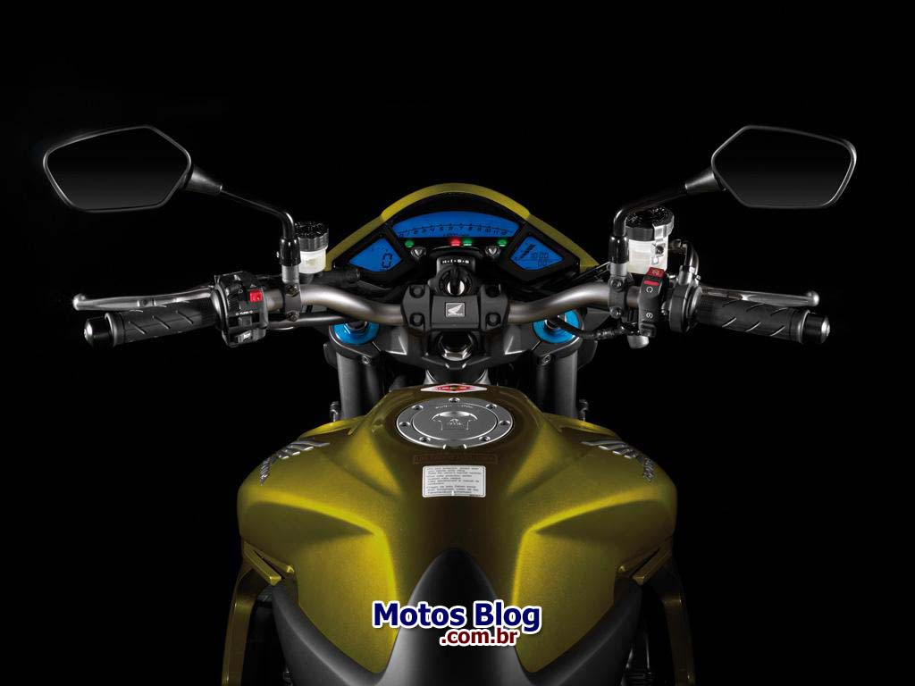honda cb1000r tank BOMBA: Adeus Hornet – Honda CB 1000 R em 2011!