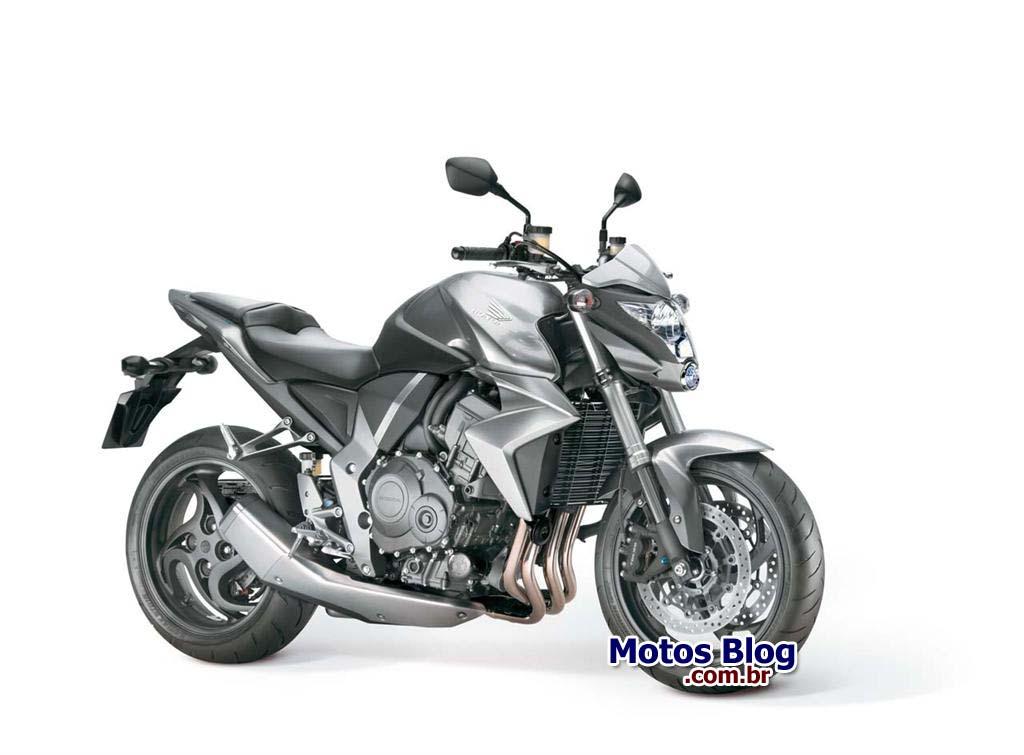 silver honda cb1000r BOMBA: Adeus Hornet – Honda CB 1000 R em 2011!